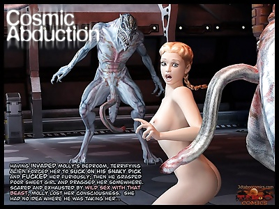 Gonzo- Cosmic Abduction