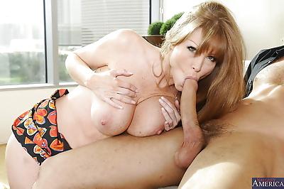 Amazing mature Darla Crane..