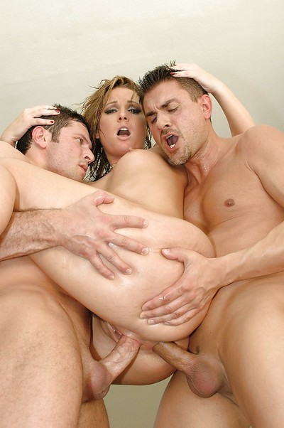 Flower Tucci enjoys hardcore..